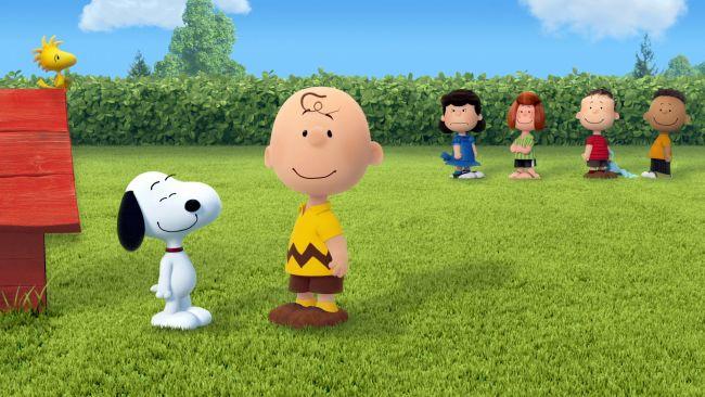 Die Peanuts der Film: Snoopys Große Abenteuer - Screenshots - Bild 1