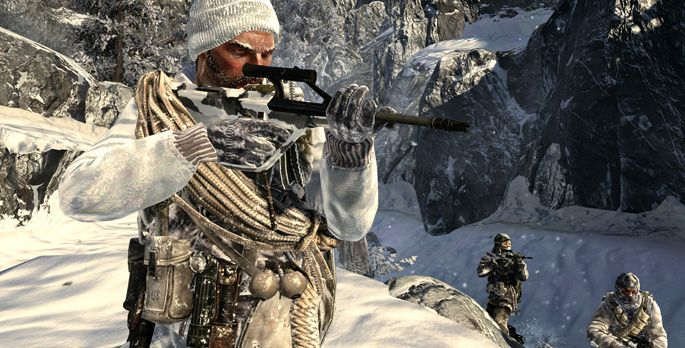 Call of Duty: Black Ops - Test