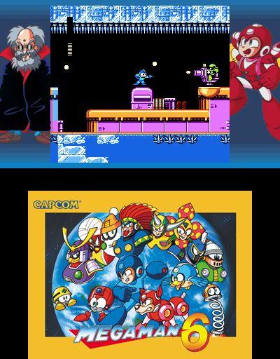 Mega Man Legacy Collection - Screenshots - Bild 9