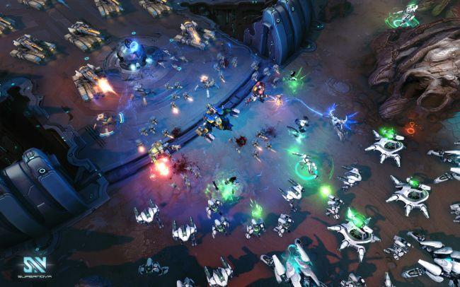 Supernova - Screenshots - Bild 1