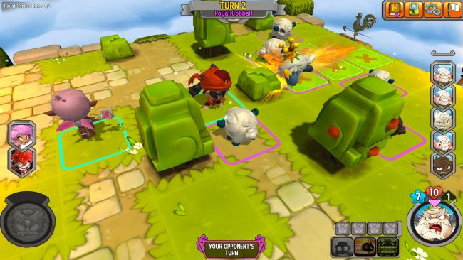 Krosmaster Arena - Screenshots - Bild 13