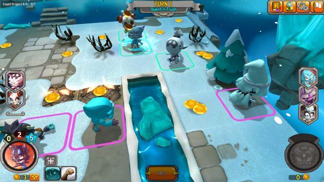 Krosmaster Arena - Screenshots - Bild 18