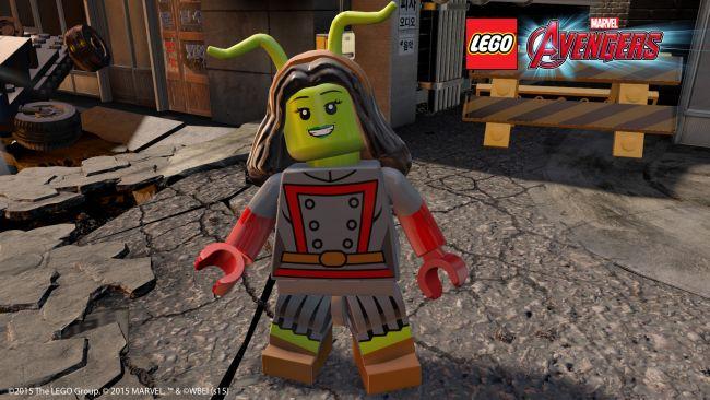 LEGO Marvel's Avengers - Screenshots - Bild 10