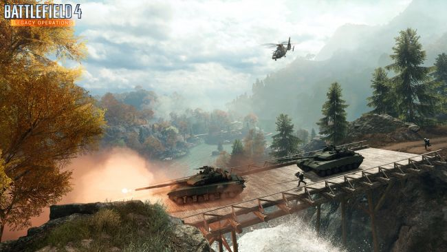 Battlefield 4 - DLC: Legacy Operations - Screenshots - Bild 1