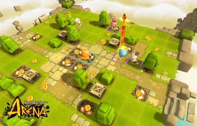 Krosmaster Arena - Screenshots - Bild 2