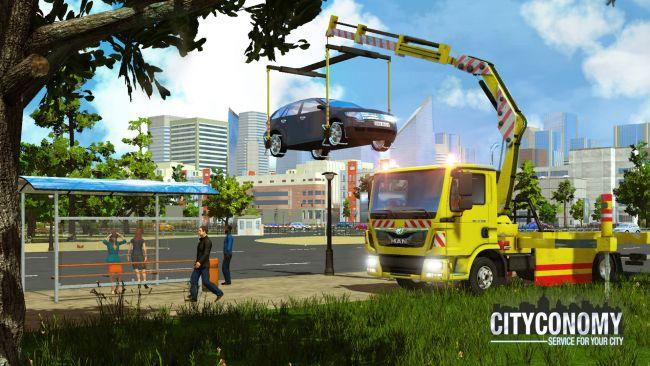 Cityconomy - Screenshots - Bild 1