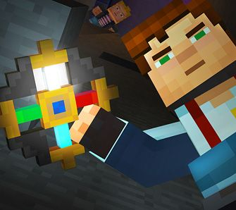 Minecraft: Story Mode – Episode 3 - Test