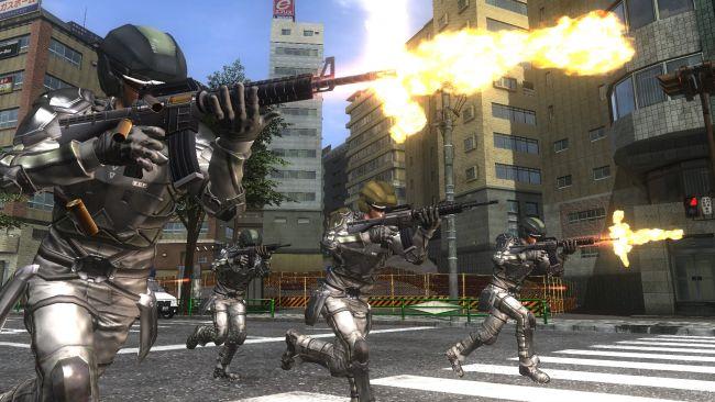 Earth Defense Force 4.1: The Shadow of New Despair - Screenshots - Bild 13