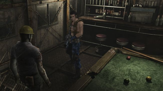 Resident Evil Zero HD Remaster - Screenshots - Bild 5