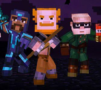 Minecraft: Story Mode - Episode 4 - Test