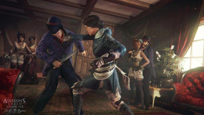 Assassin's Creed: Syndicate - DLC: Jack the Ripper - Screenshots - Bild 3