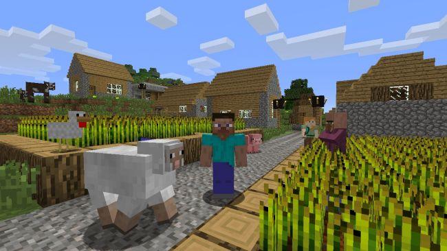 Minecraft Die Genialsten Bauwerke News Von Gameswelt - Spiele in minecraft bauen
