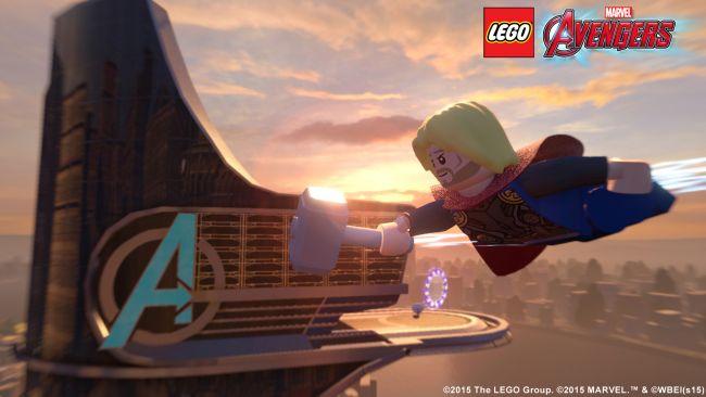 LEGO Marvel's Avengers - Screenshots - Bild 5