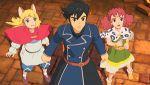 Ni no Kuni II: Schicksal eines Königreichs PS Underground Gameplay Demo - Video