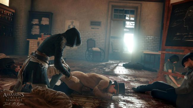 Assassin's Creed: Syndicate - DLC: Jack the Ripper - Screenshots - Bild 7