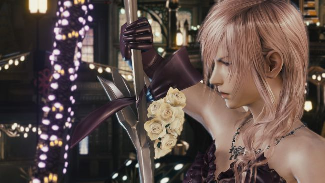Lightning Returns: Final Fantasy XIII - Screenshots - Bild 1