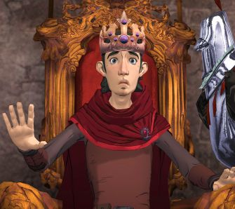 King's Quest Episode 2 - Test