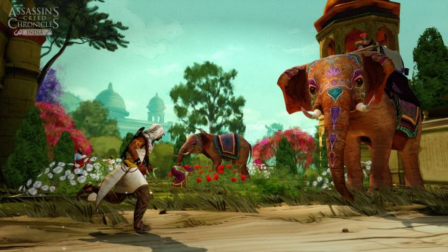 Assassin's Creed Chronicles: India - Screenshots - Bild 4