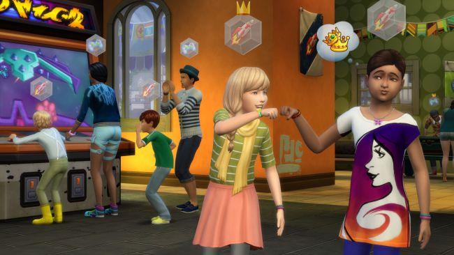 Die Sims 4: Zeit für Freunde - Screenshots - Bild 12