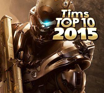 Top 10 2015: Tim L. - Special