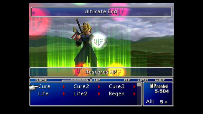 Final Fantasy VII - Screenshots - Bild 4