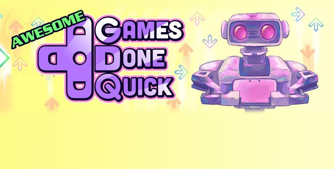 Awesome Games Done Quick 2016 - Special