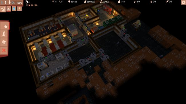 Life in Bunker - Screenshots - Bild 1