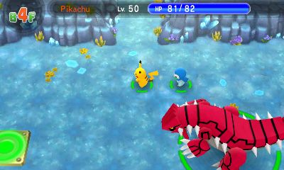 Pokémon Super Mystery Dungeon - Screenshots - Bild 8