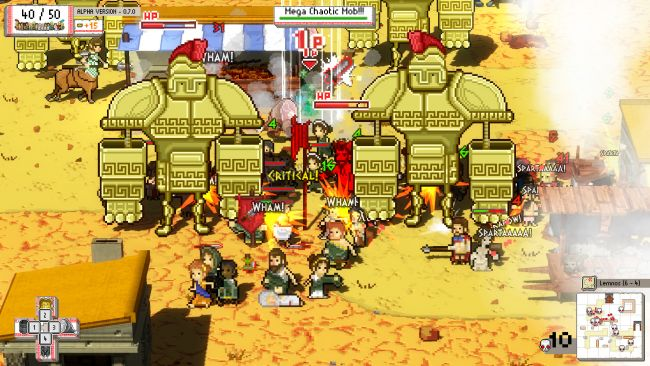 Okhlos - Screenshots - Bild 1