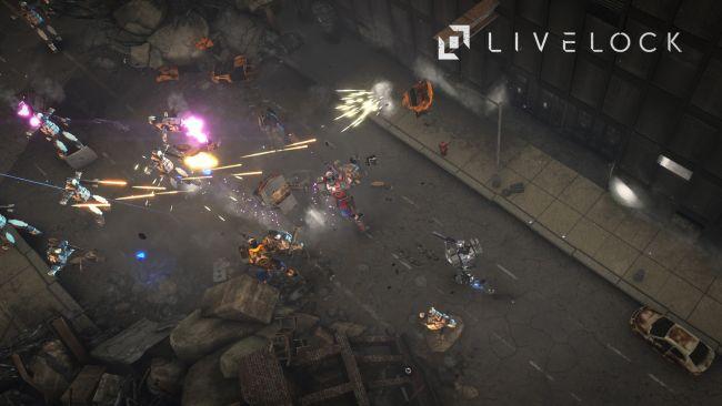 Livelock - Screenshots - Bild 6