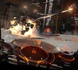 Elite Dangerous: Horizons - Test