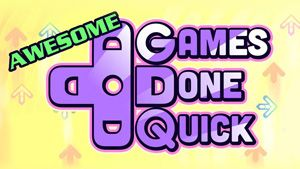Awesome Games Done Quick 2016