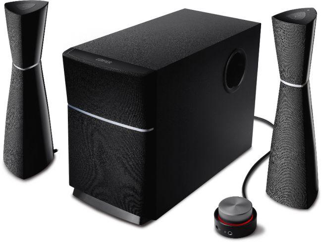edifier 2 1 bluetooth soundsystem ver ffentlicht news. Black Bedroom Furniture Sets. Home Design Ideas