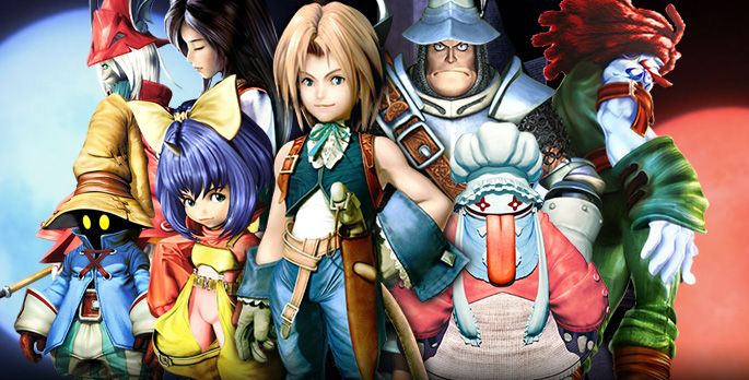 Final Fantasy IX - Komplettlösung