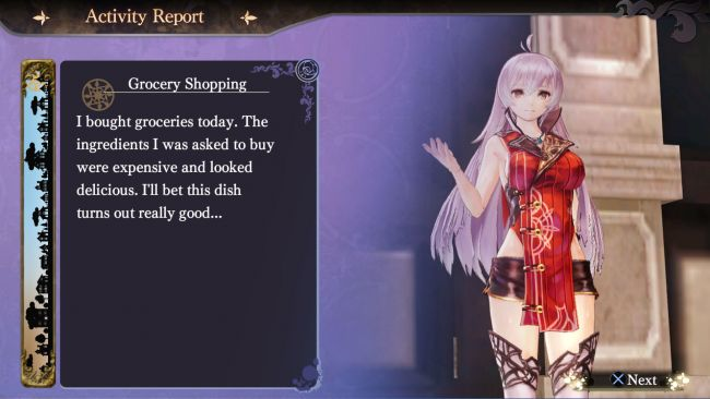 Nights of Azure - Screenshots - Bild 22