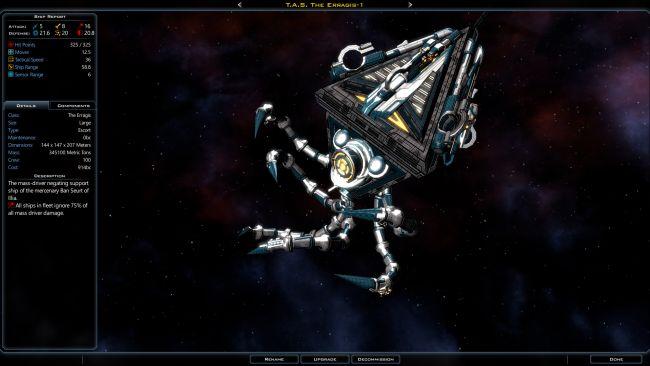 Galactic Civilizations III: Mercenaries - Screenshots - Bild 10