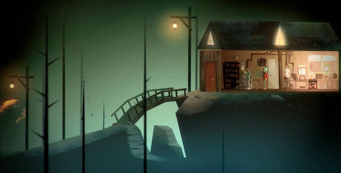 Oxenfree - Test