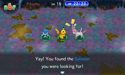 Pokémon Super Mystery Dungeon - Screenshots - Bild 1
