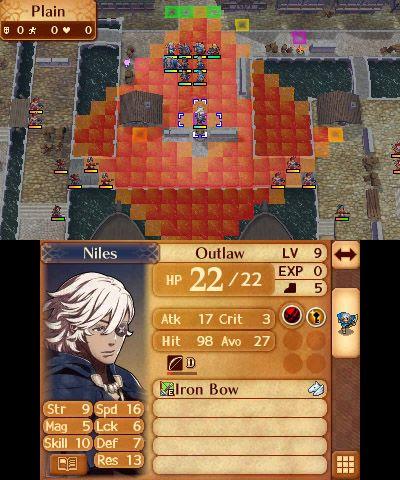 Fire Emblem Fates - Screenshots - Bild 10