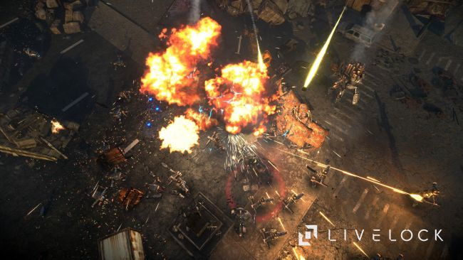 Livelock - Screenshots - Bild 1