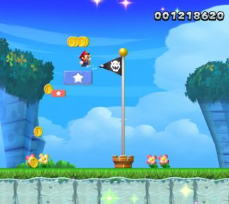 New Super Mario Bros. U - Test