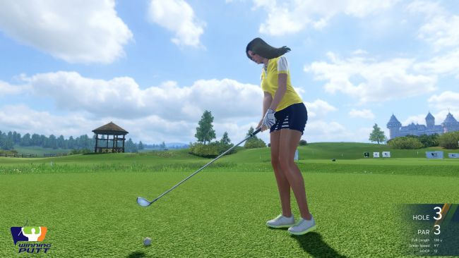 Winning Putt - Screenshots - Bild 1