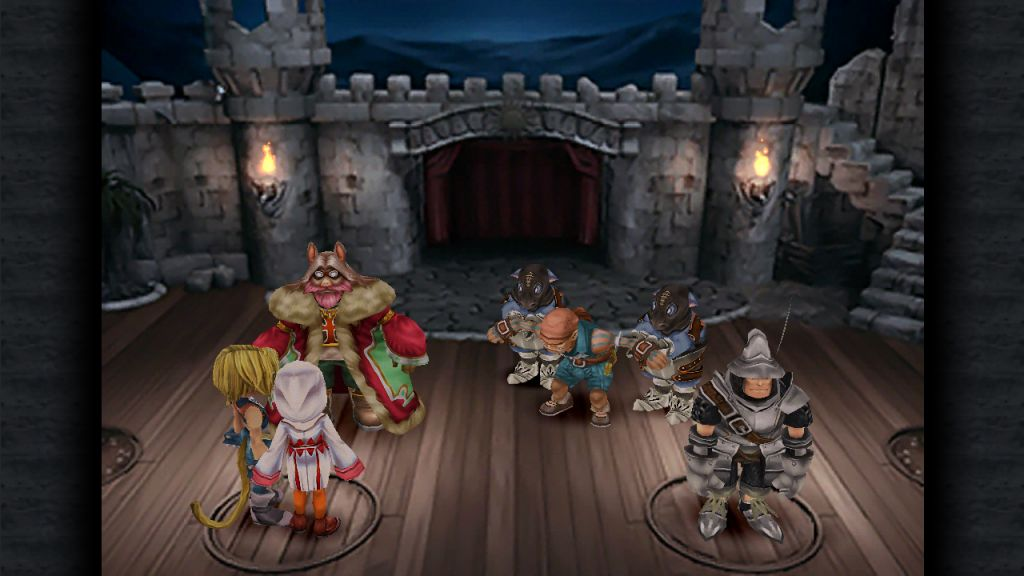 Final Fantasy 9 für die PlayStation 4 veröffentlicht