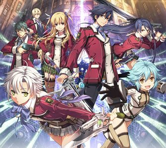 The Legend of Heroes: Trails of Cold Steel - Test