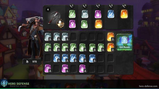 Hero Defense: Haunted Island - Screenshots - Bild 10