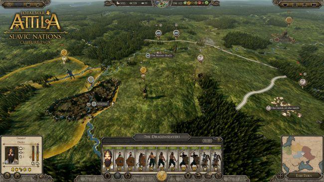 Total War: Attila - DLC: Slavic Nations Culture Pack - Screenshots - Bild 2