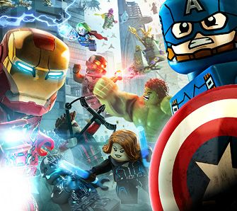 LEGO Marvel's Avengers - Test