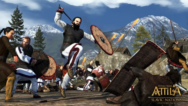 Total War: Attila - DLC: Slavic Nations Culture Pack - Screenshots - Bild 7