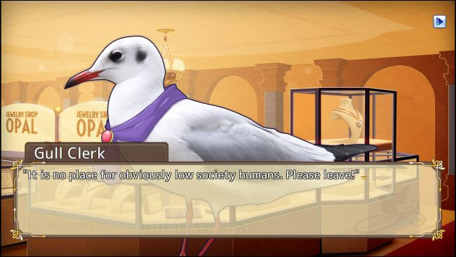 Hatoful Boyfriend: Holiday Star - Screenshots - Bild 1