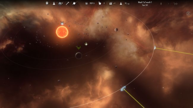 Dawn of Andromeda - Screenshots - Bild 1